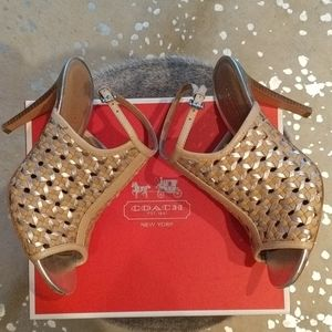 Coach Leela sandals